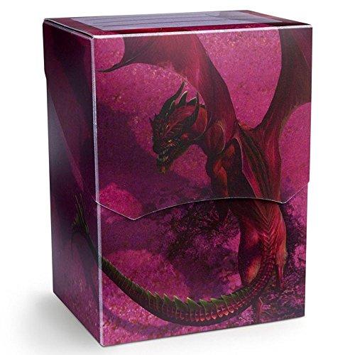 Deck Box: Dragon Shield Deck Shell: Limited Edition Magenta Fuchsin