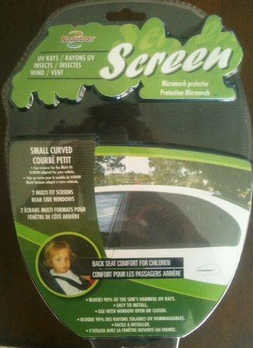 Multi Shade Screens Rear Window product image