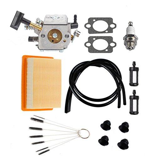 podoy Carburador Carb Para Stihl BR400br420br320br380sustituye 42031200601soplador de mochila