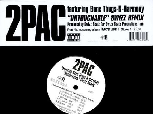 2pac - Untouchable - Zortam Music