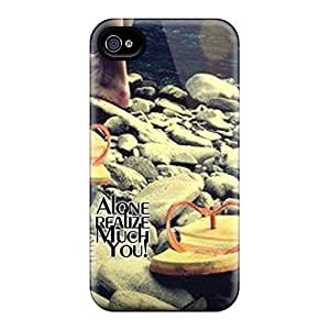 Cute Appearance Cover/tpu I Love You Case For Iphone 4/4sMaris's Diary