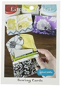 Valori Wells Pattern-Little Wallet