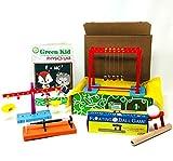Green Kid Crafts, Physics Lab