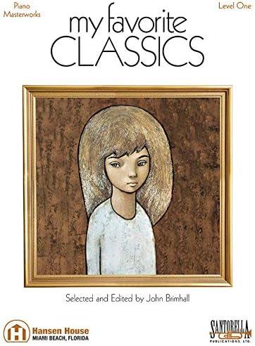My Favorite Classics BOOK