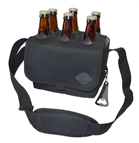 Picnic Time Harley Davidson Six-Porter Insulated Cooler