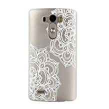 LG G3 Case, Cool Art Pattern Hard Skin Case Premium Hybrid Protective Bumper Case Cover for LG G3