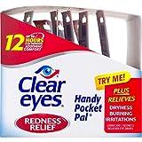 Clear Eyes   Handy Pocket Pal Redness Relief Eye