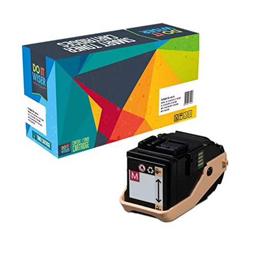 Do it Wiser Compatible Toner Cartridge Replacement for Xerox Phaser 7100 7100N 7100DN Magenta