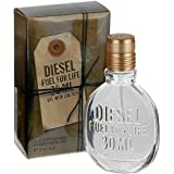 Diesel FUEL FOR LIFE homme / man, Eau de Toilette, Vaporisateur / Spray, 30 ml