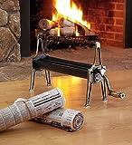 Uniflame, C-4301, Newspaper Log Roller