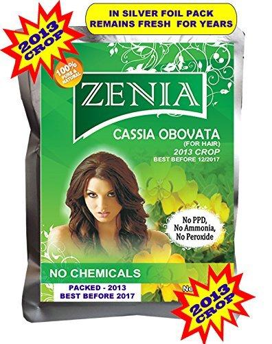 200g(7oz) Zenia Cassia Obovata - Senna Powder for Hair