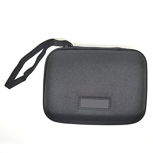 Headphones Case for Sennheiser MM450, PX80, PX90, PX100, PX200, AKG K412P, K24, K26, K27i, K414P, K416P, K420, K430, K450, K480, Q460 and More / Headphone Full Size Hard Shell Large Carrying Case / Headset Travel Bag with Space for Cable, AMP, iPod, Parts
