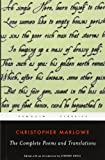 The Complete Poems and Translations, Christopher Marlowe and Stephen Orgel, 0143104950