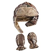 Carstens Realtree Ap Baby Hat & Mitten Baby-Gift-Sets, 6-12 Months