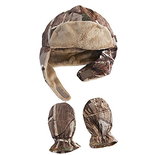 Carstens Realtree Ap Baby Hat & Mitten Baby-Gift-Sets, 6-12 Months RT313