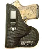 Don't Tread on Me Conceal and Carry Holsters Left Handed - DTOM Combination Pocket/IWB Holster for Keltec P32 P3AT…