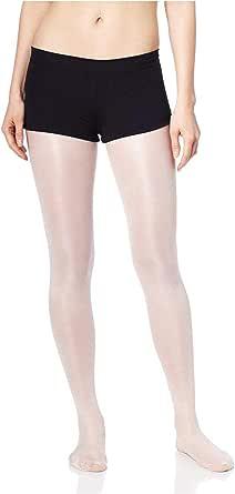 NWT Capezio Zebra Teal Foil Lime Waist Booty shorts Dance Adult sizs 9876