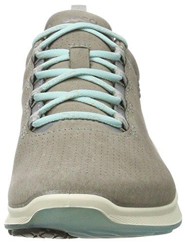 Sneaker Grau Grey Damen Ecco Fjuel Biom Warm qISwZHx