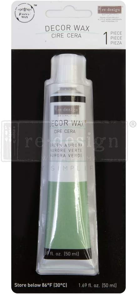 Prima Marketing Inc. Redesign Wax Paste, Olive