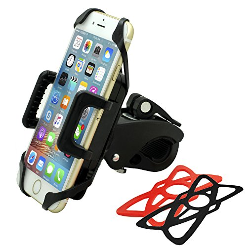 Bike Phone Mount, H-Raytech Cell Phone Bicycle Motorcycle Ba