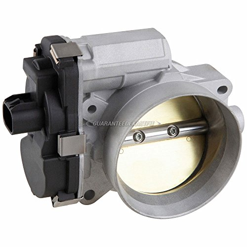 Remanufactured Throttle Body For Chevy GMC & Cadillac 4.8L 5.3L 6.0L 6.2L V8 - BuyAutoParts 47-60081R Remanufactured