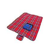 Foldable Picnic Blanket Waterproof Sleeping Bed