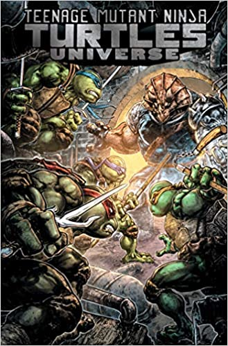 Teenage Mutant Ninja Turtles Universe, Vol. 4: Home (TMNT ...