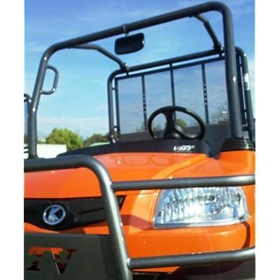 Rear View Mirror for Kubota RTV 850/ Kubota Sidekick/RTV - XG850: Automotive
