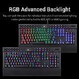 Redragon K550 Mechanical Gaming Keyboard, RGB LED