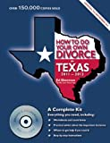 How to Do Your Own Divorce in Texas 2011 - 2013, Ed Sherman, 0944508839