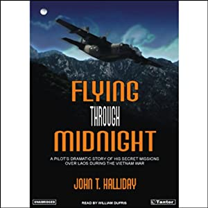 Flying Through Midnight Audiobook