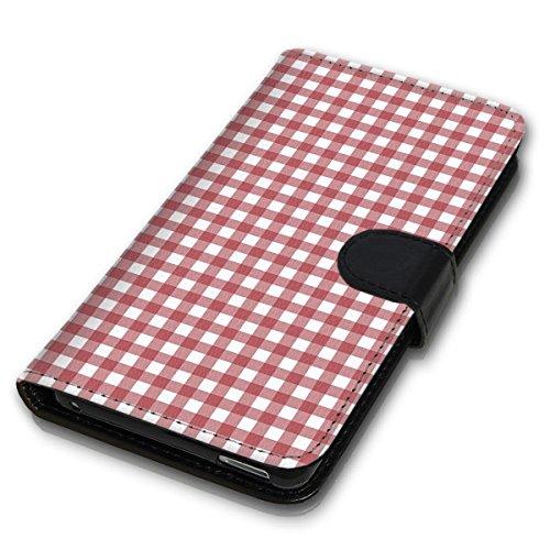 Wallet Book Style Flip Handy Tasche Case Schutz Hülle Schale Motiv Etui für Apple iPhone 5 / 5S - Design Flip MV225