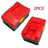 Battery for Snap On CTB6187 CTB6185 CTB4187 CTB4185 Li-Ion LG Cell 18V 3.0Ah NEW (2 pieces)