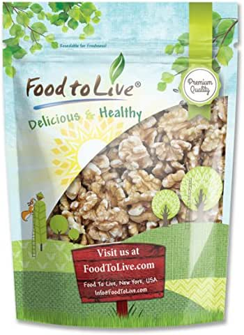 Food To Live Walnuts