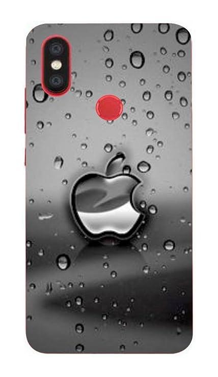 hot sales c147e ec7be GloriusCovers Xiaomi Redmi Note 6Pro Back Cover with: Amazon.in ...