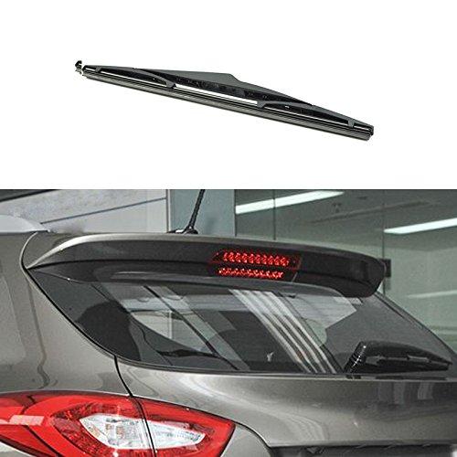 AUTOMAN trasera para coche parabrisas limpiaparabrisas Parabrisas cuchilla decorativo Trim: Amazon.es: Coche y moto