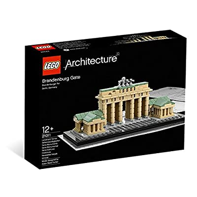 LEGO Architecture Brandenburg Gate 21011 (Discontinued by manufacturer): Toys & Games