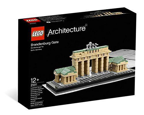 משחק לגו- LEGO Architecture Brandenburg Gate 21011