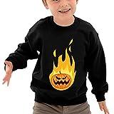 Guxin Pumpkin Is On Fire Child