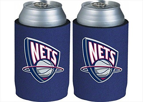 NBA Brooklyn Nets Kolder Holder, One Size, Multicolor by Kolder