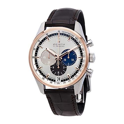 - Zenith Chronomaster El Primero Chronograph Automatic Silver Dial Mens Watch 51.2080.400/69.C494
