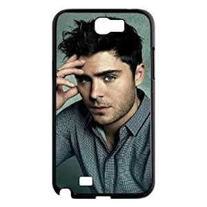 Brand New Durable Back Phone Case for Samsung Galaxy Note 2 N7100 Cover Case - Zac Efron HX-MI-059163