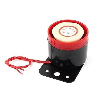 sourcingmap® 2 alarmas electrónicas de Sonido Continuo con ...
