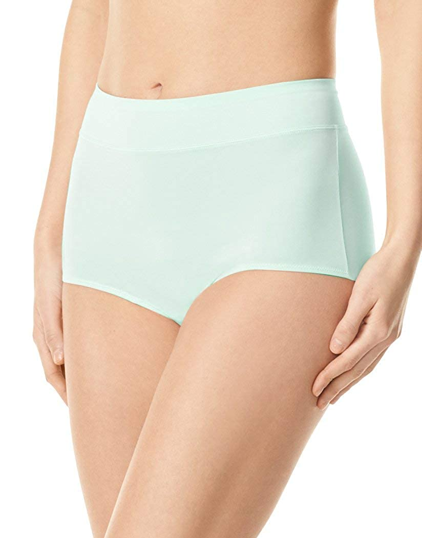 Warners Womens No Pinches No Problem Brief Panty