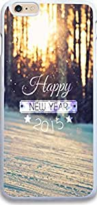 Iphone Case,Dseason Iphone 6 Plus Hard Case NEW fashionable Unique Design christian quotes happy new year 2015