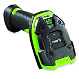 Zebra DS3608-HP Handheld Barcode Scanner - Cable Connectivity1D, 2D - Imager - Industrial Green CBA-U46-S07ZAR W/ USB CBLE