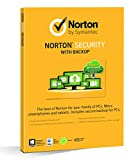 Software : Symantec Norton Security with Backup (For 10 Devices)