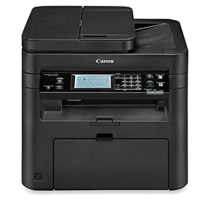 Canon Office Products MF229DW Wireless Monochrome Printer with Scanner, Copier and Fax by Canon USA (Lasers)