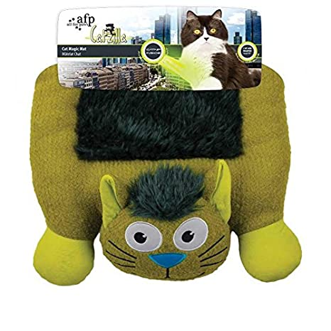All for Paws Alfombra Magic Catzilla para Gatos: Amazon.es: Productos para mascotas