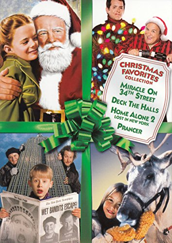 Christmas Favorites Collection (Miracle on 34th Street